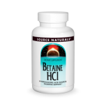 Source Naturals - Betaine HCL