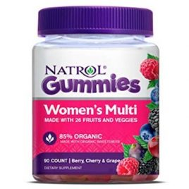 Natrol Woman Multi Gummies