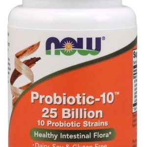 NOW PROBIOTIC-10 25 BILLION