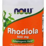 Now Rhodiola 500 mg