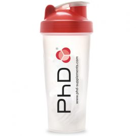 PhD Red Top Shaker