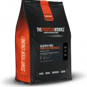 The Protein Works Gluten Free Protein Porridge